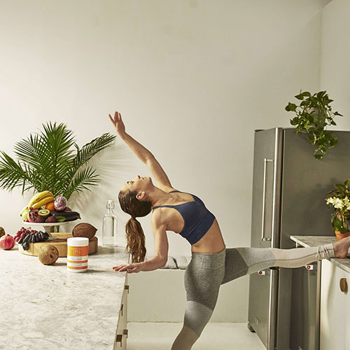 Workout In Your Kitchen